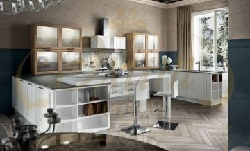 Кухня QUADRICA, Home Cucine