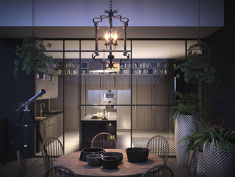 Кухня FM Bottega D\'Arte London купить в СПб, Цена - Элит-Мебель