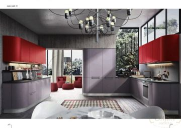 Кухня COLOR MATT, Home Cucine