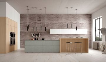 Кухня Forty, Valdesign Cucine/Alf Da Fre