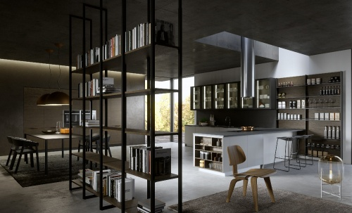 Кухня Ideal, Record Cucine