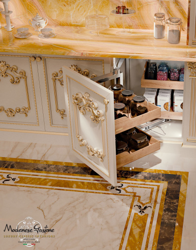 Кухня Royal Kitchen, Modenese Gastone